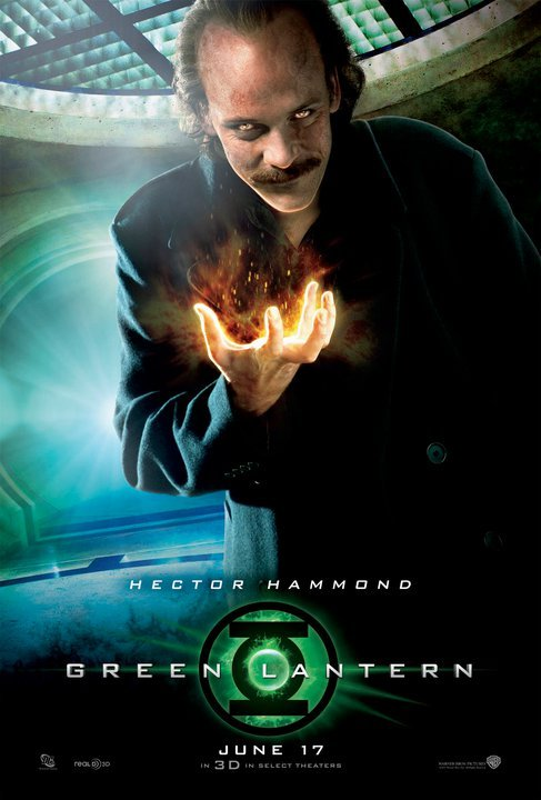 Hector Hammond (Green Lantern Movie)