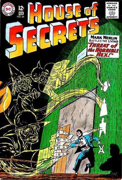 House of Secrets Vol 1 64