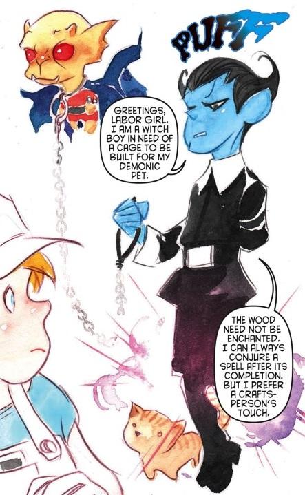 Klarion Bleak (Lil Gotham)