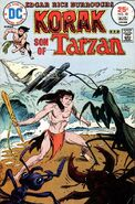 Korak Son of Tarzan Vol 1 58