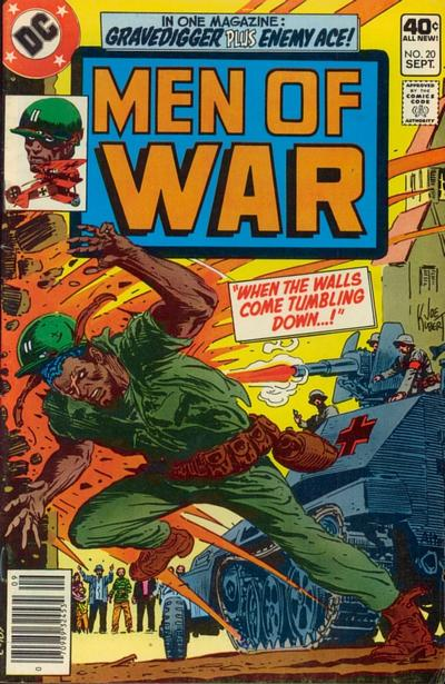 Men of War Vol 1 20