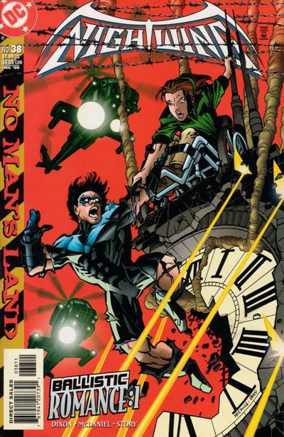 Nightwing Vol 2 38