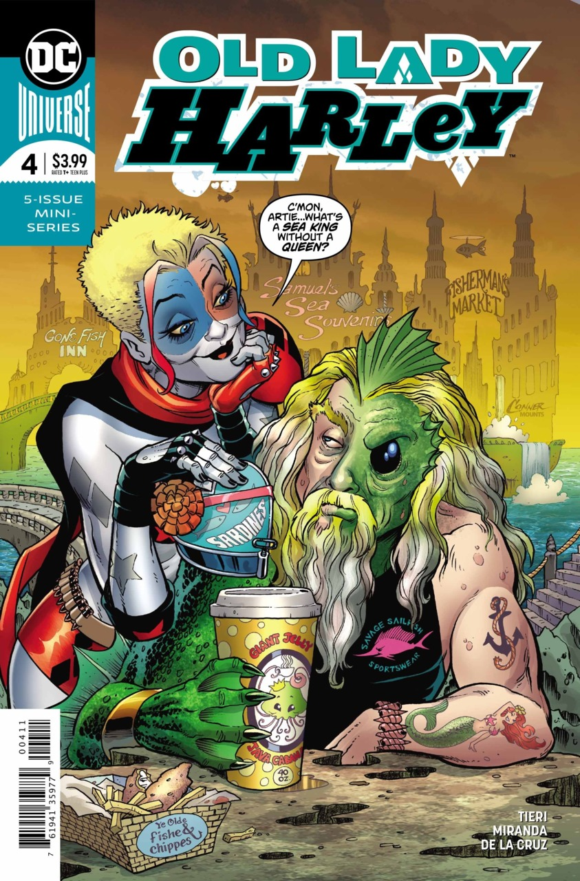 Old Lady Harley Vol 1 4