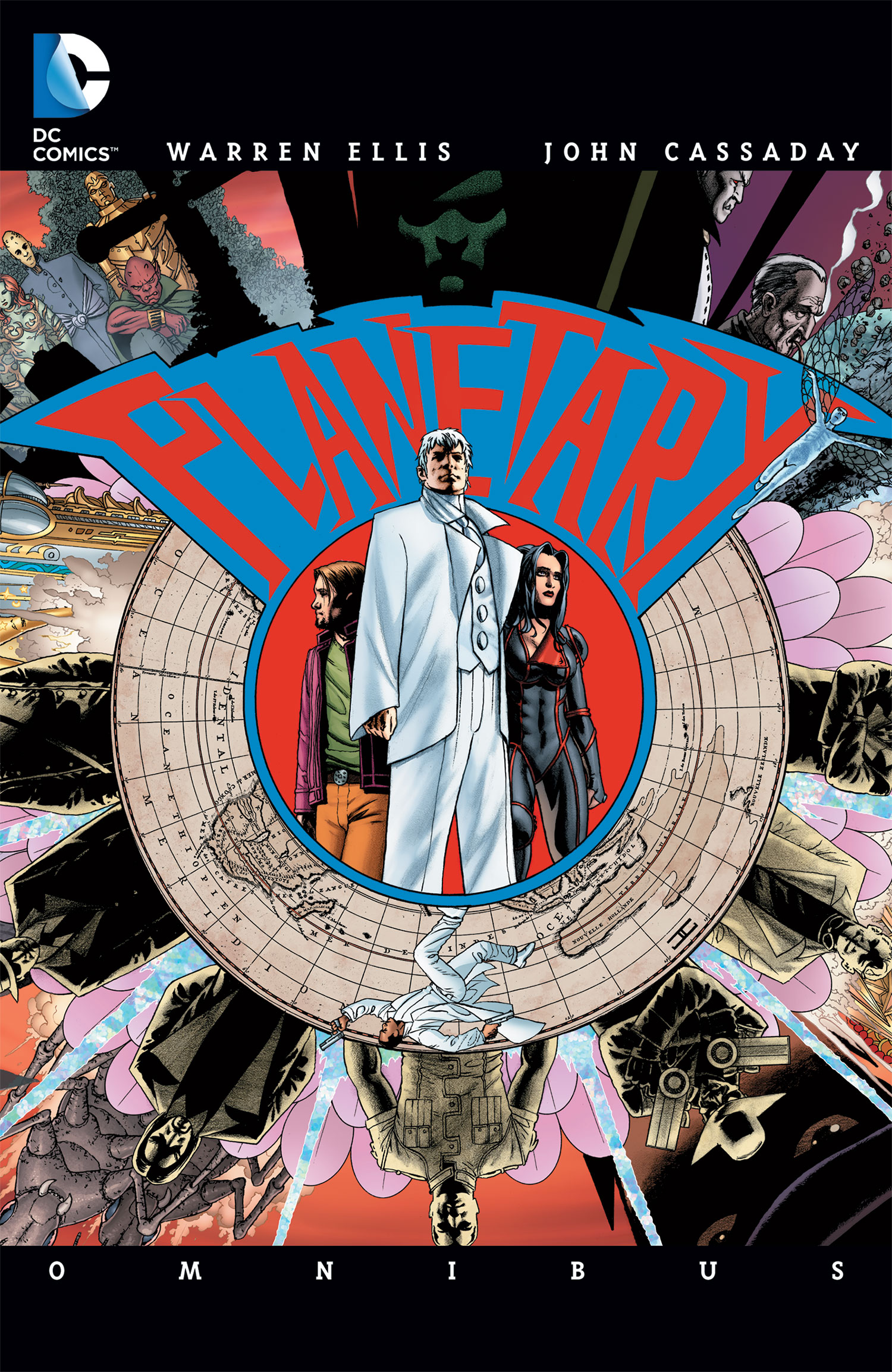 Planetary Omnibus (Collected)