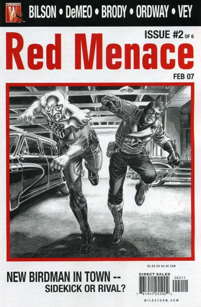 Red Menace Vol 1 2