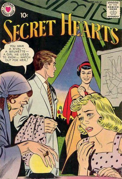 Secret Hearts Vol 1 67