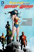 Sensation Comics Featuring Wonder Woman Vol. 2 TP