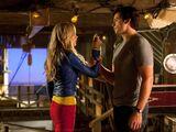 Smallville (TV Series) Episode: Supergirl