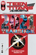 Teen Titans Academy 2021 Yearbook Vol 1 1