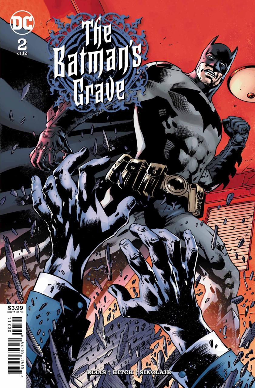 The Batman's Grave Vol 1 2