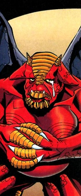 Torcher the Demon (New Earth)