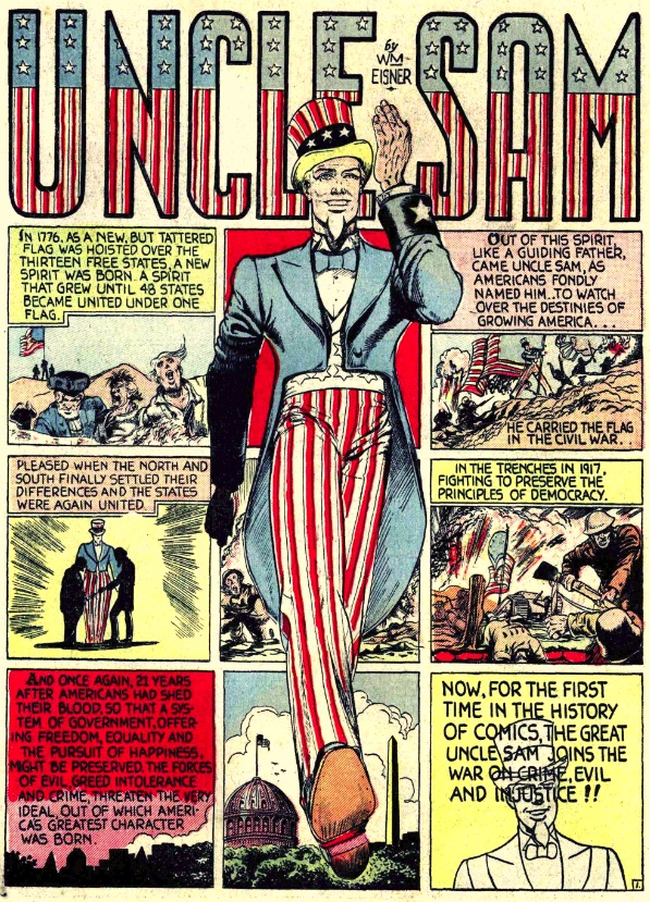 Uncle Sam (Quality Universe)
