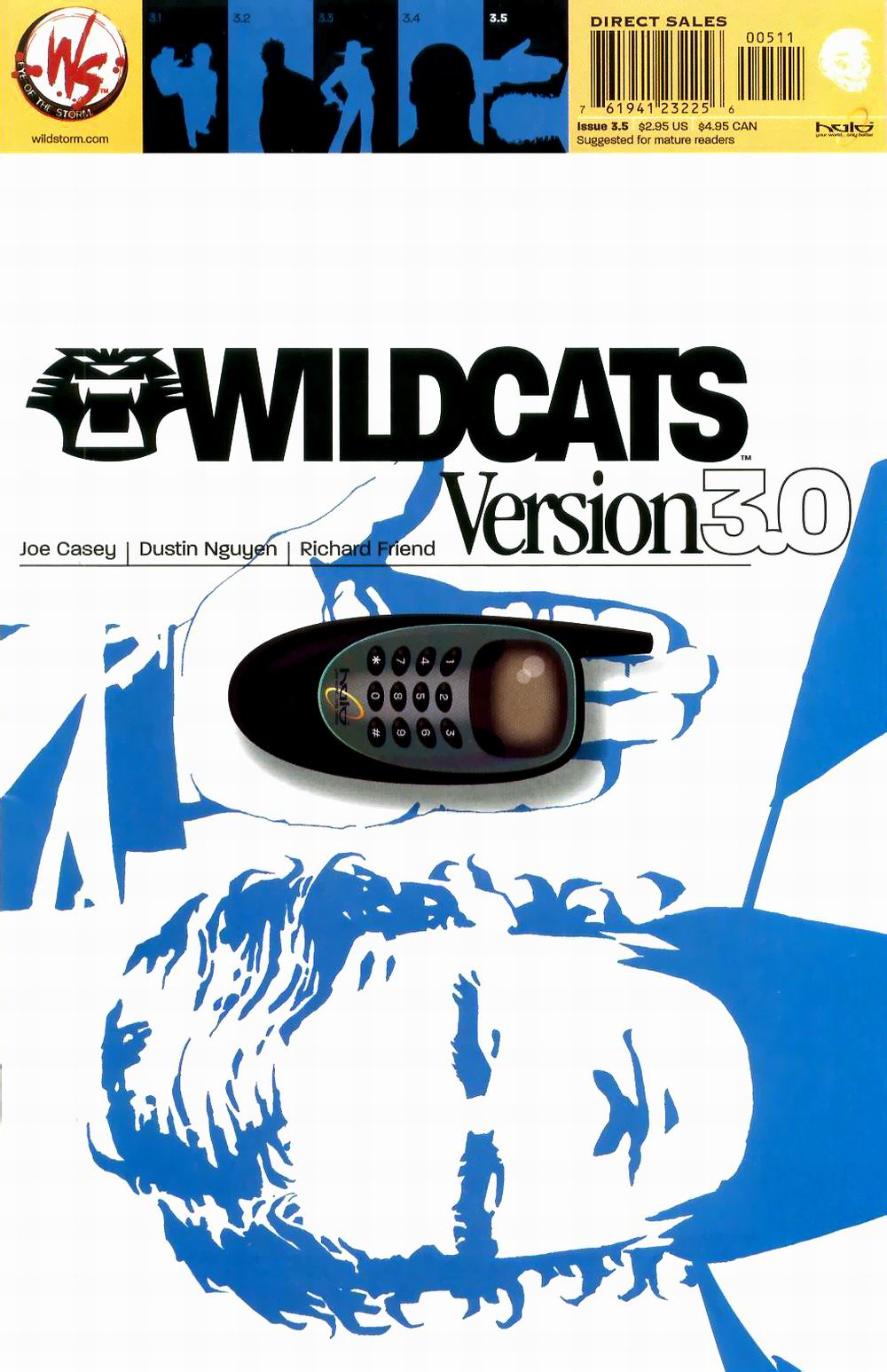Wildcats Version 3.0 Vol 1 5