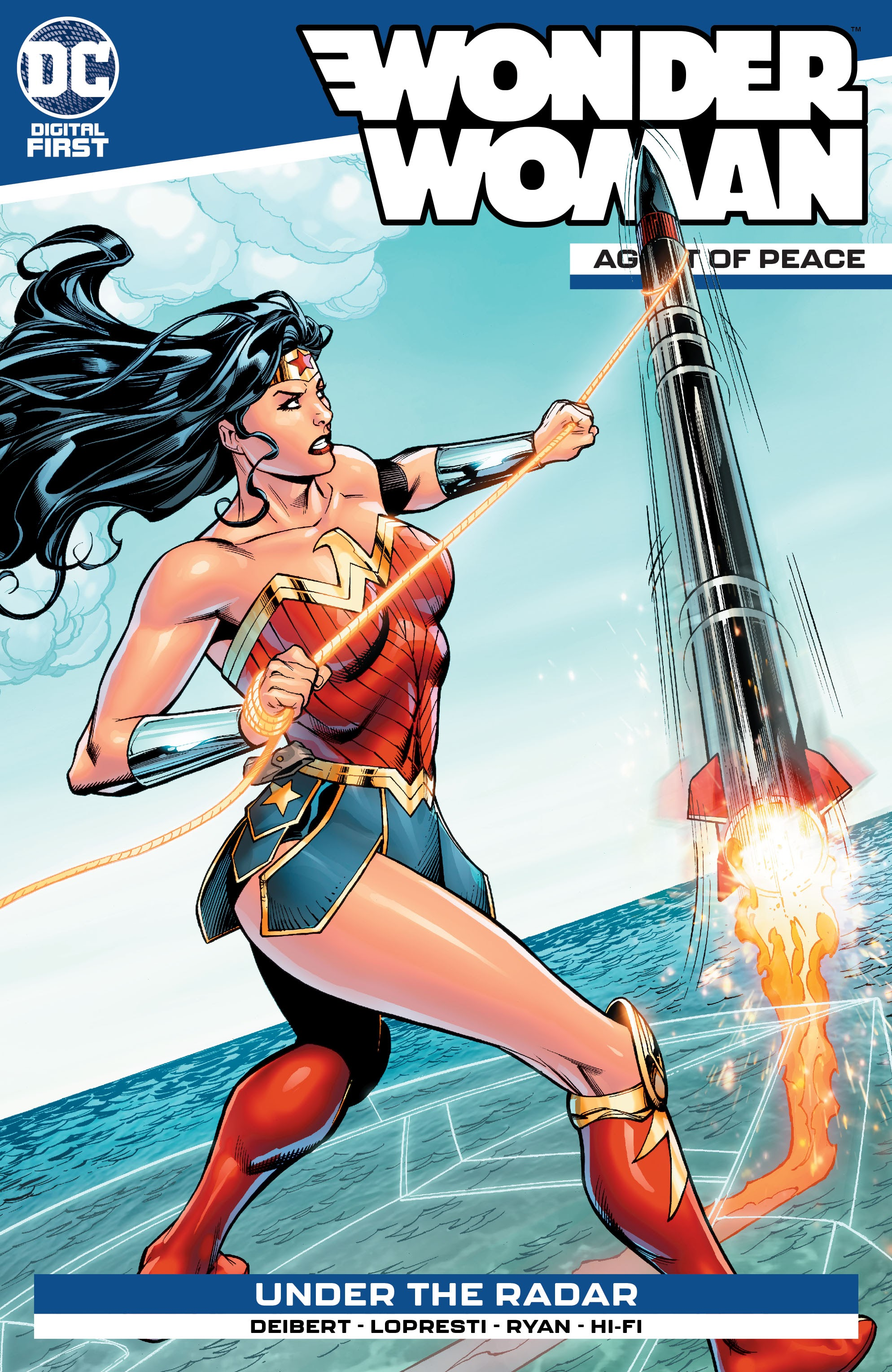 Wonder Woman: Agent of Peace Vol 1 14 (Digital)