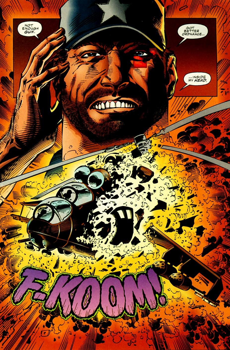Stephen Callahan (Wildstorm Universe)