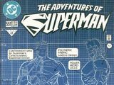 Adventures of Superman Vol 1 551