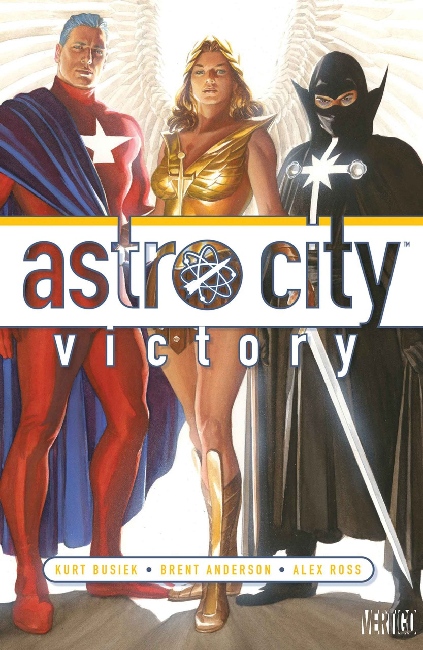 Astro City: Victory (Collected)