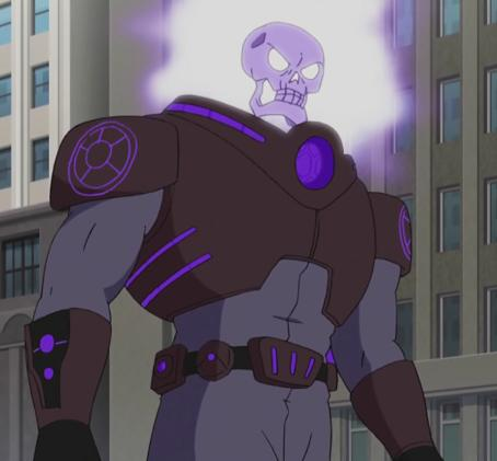 Joseph Martin (Superman vs. The Elite)