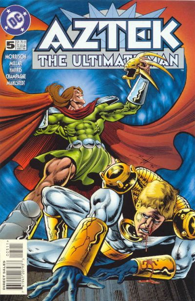 Aztek: The Ultimate Man Vol 1 5