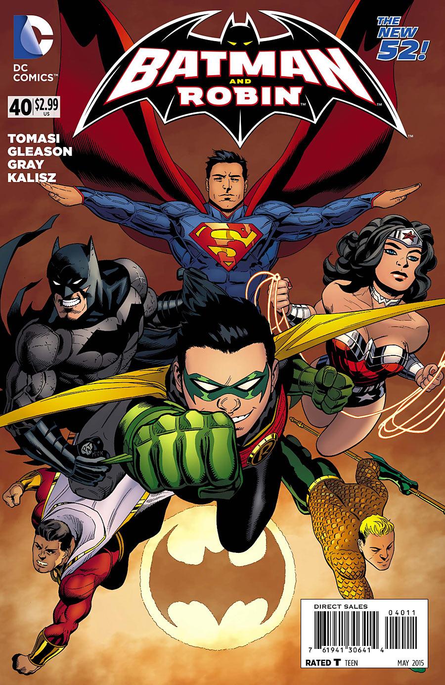 Batman and Robin Vol 2 40