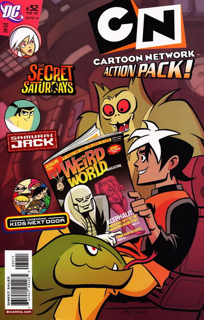 Cartoon Network Action Pack Vol 1 32