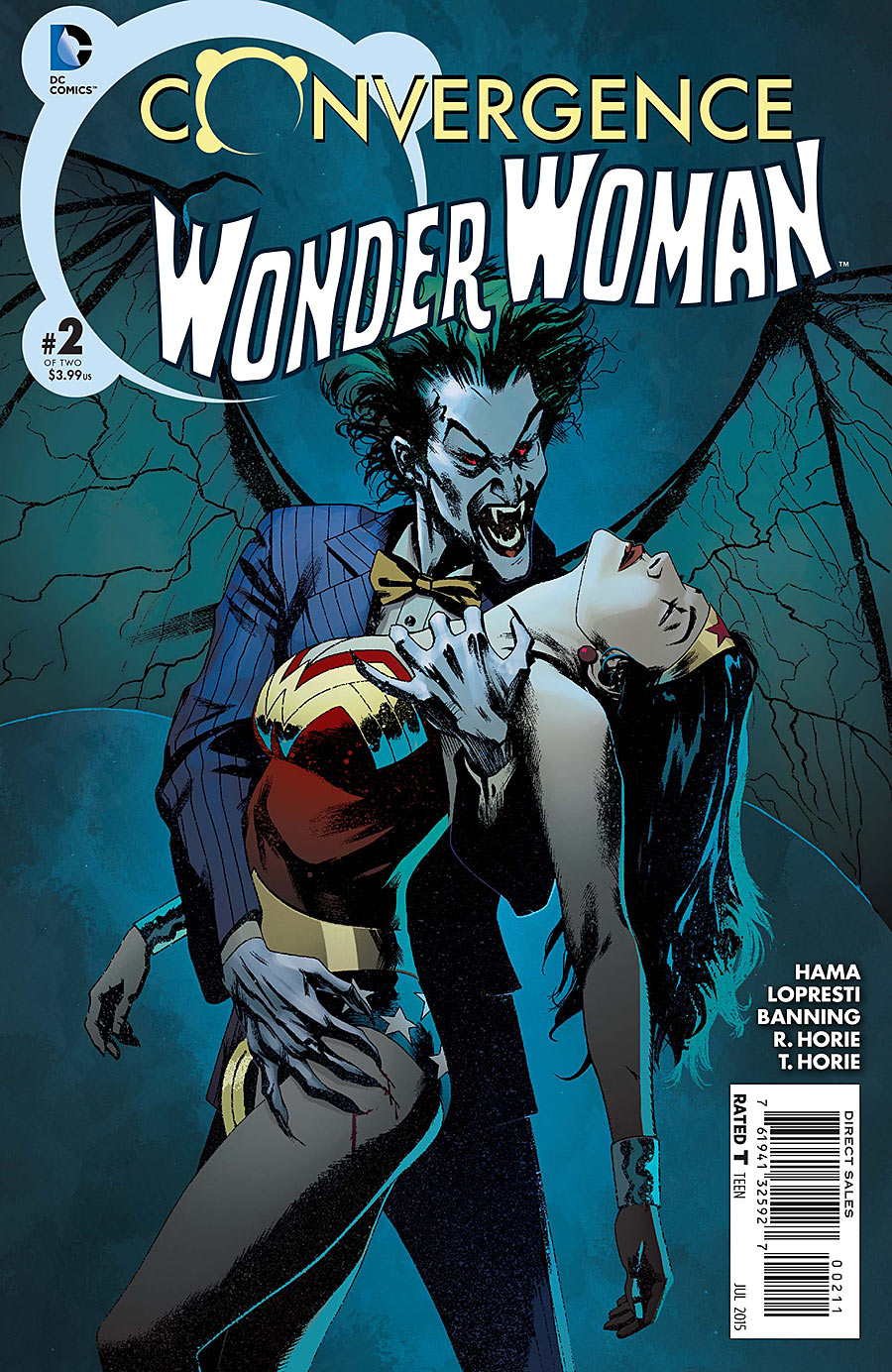 Convergence: Wonder Woman Vol 1 2