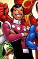 Cosmic Boy Superboy's Legion 001