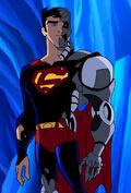 Cyborg Superman LSHAU 01