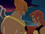 Justice League Unlimited (TV Series) Episode: Shadow of the Hawk