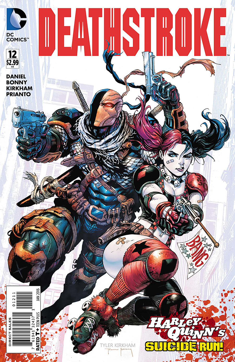 Deathstroke Vol 3 12