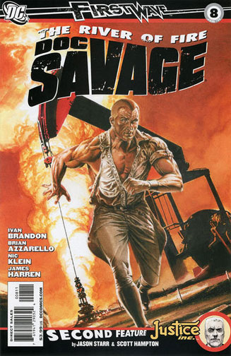 Doc Savage Vol 3 8