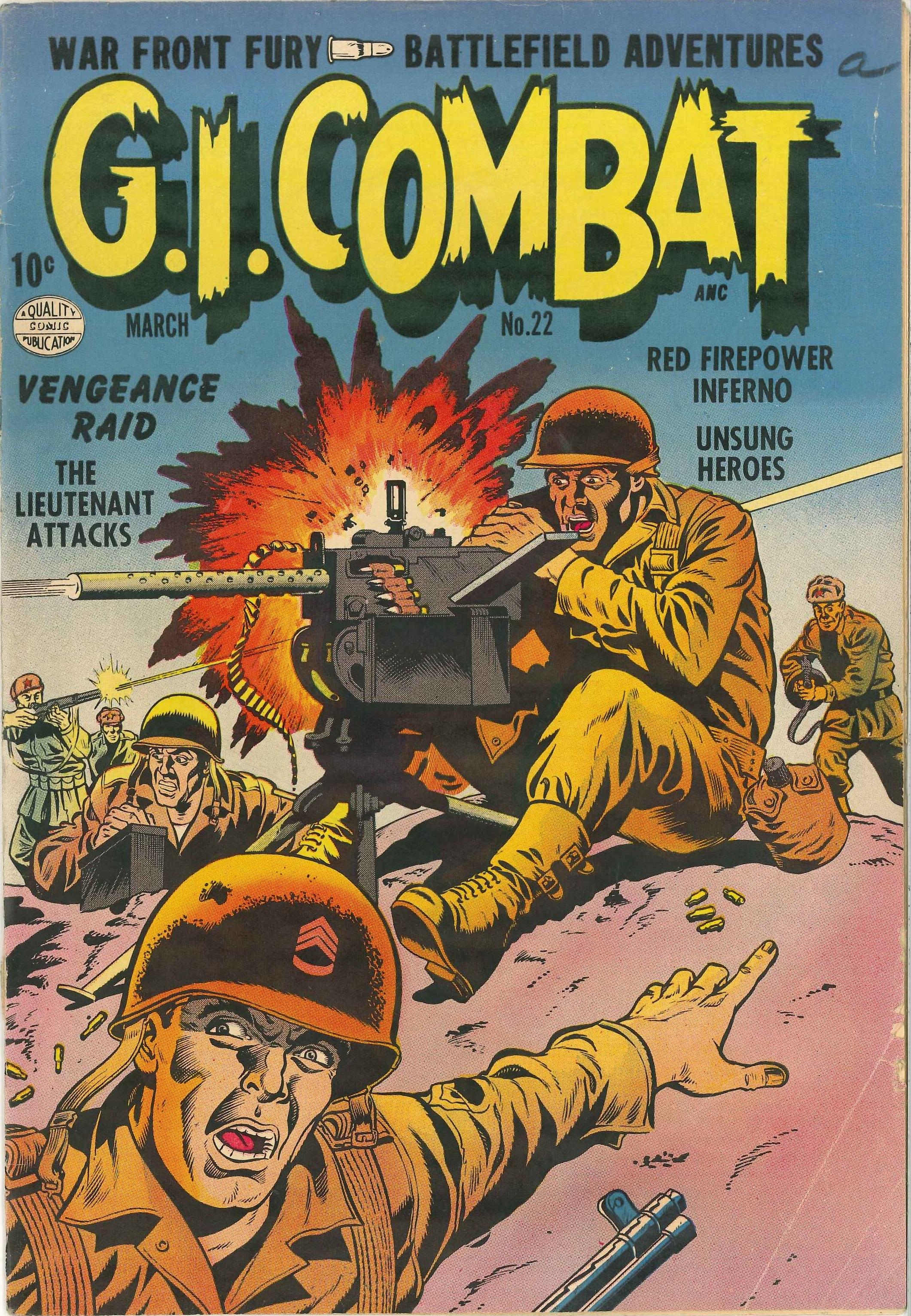 G.I. Combat Vol 1 22