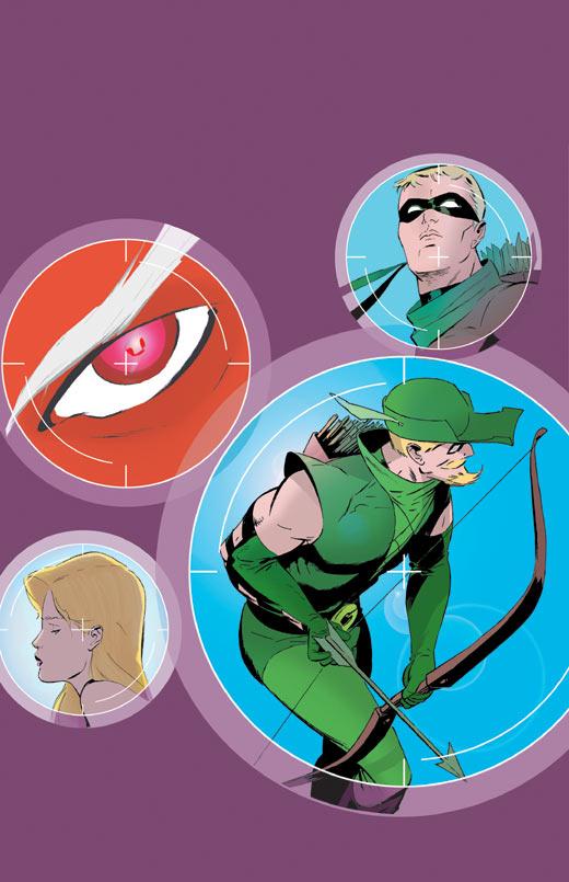 Green Arrow Vol 3 41
