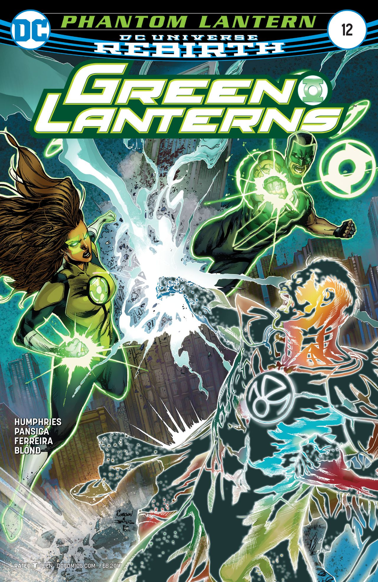 Green Lanterns Vol 1 12