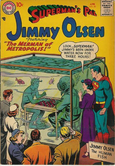 Superman's Pal, Jimmy Olsen Vol 1 20