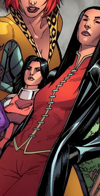 Sandra Wusan (DC Universe Online)