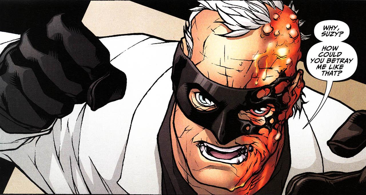Alex Fury (Wildstorm Universe)