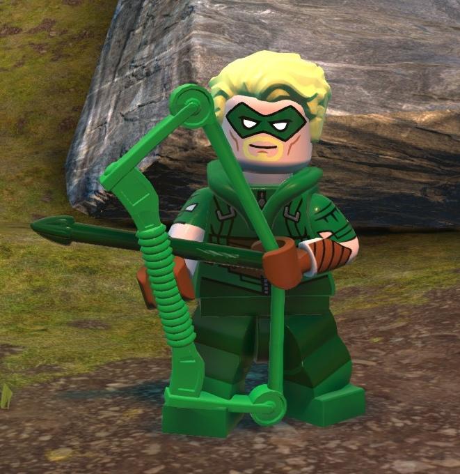 Oliver Queen (Lego Batman)