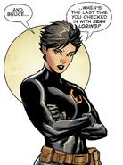 Sasha Bordeaux Dark Multiverse - Infinite Crisis 001