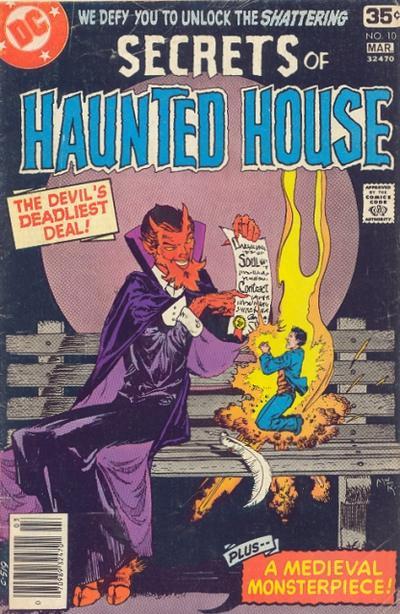 Secrets of Haunted House Vol 1 10