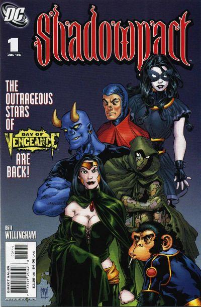 Shadowpact Vol 1