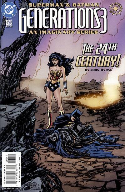 Superman & Batman: Generations III Vol 1 5