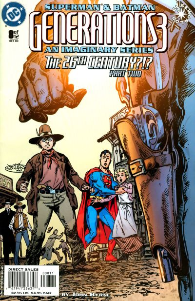 Superman & Batman: Generations III Vol 1 8