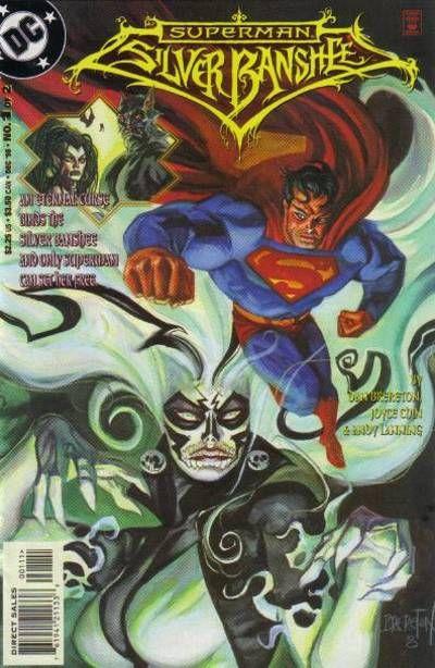 Superman/Silver Banshee Vol 1