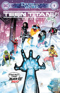 Teen Titans Endless Winter Special Vol 1 1