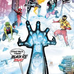 Teen Titans: Endless Winter Special Vol 1 1