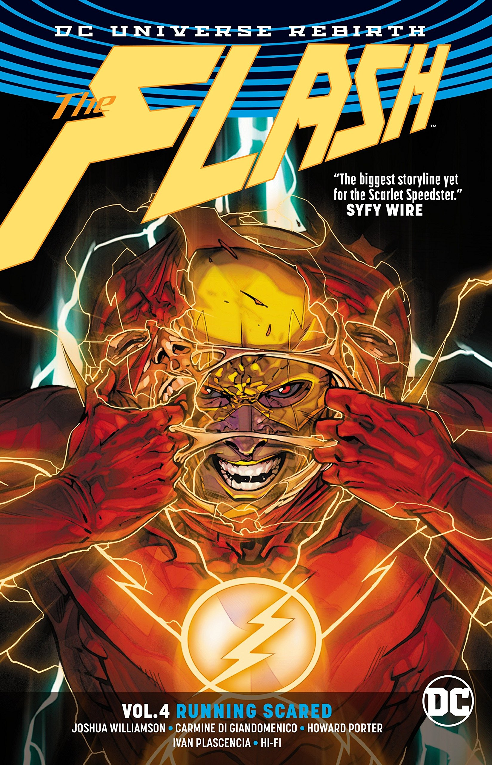 The Flash: Running Scared (Collected)