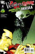 Victorian Undead- Sherlock Holmes vs. Dracula Vol 1 4