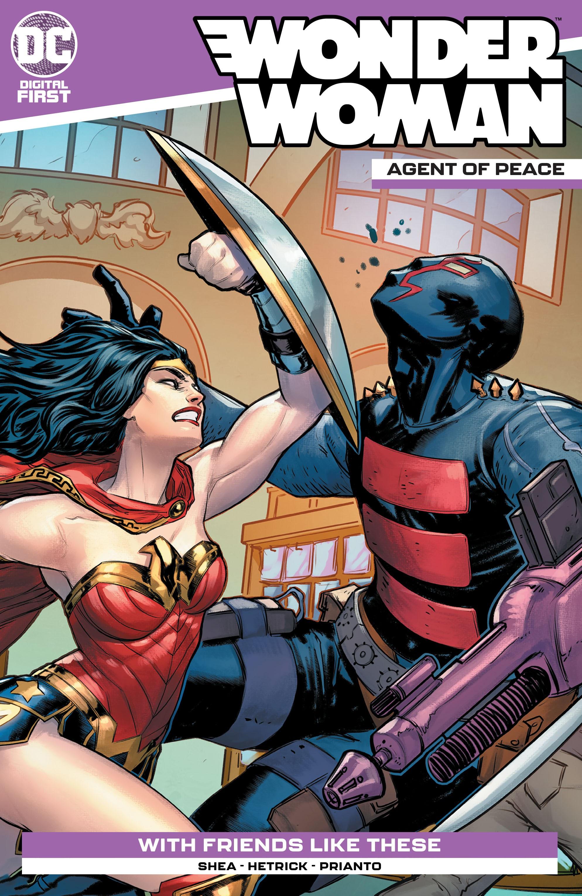 Wonder Woman: Agent of Peace Vol 1 7 (Digital)