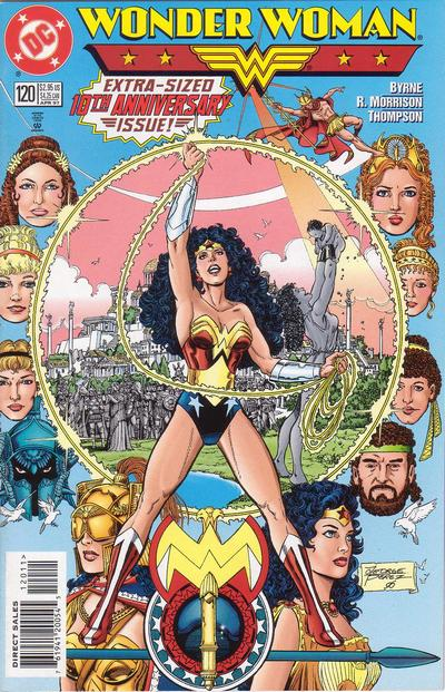 Wonder Woman Vol 2 120